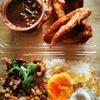 バンコクをたっぷり歩いて、タイ料理を美味しく食べる。