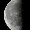 下弦の月(月齢22.529)