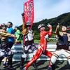 10/1 げんきママチャリ8耐 IN 日本海間瀬大会