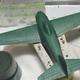 紫電-9「わが上面色は緑なりき」アオシマ1/72製作記