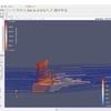 ParaViewで可視化したデータをBlenderに取り込む