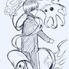 毒男が第6期鬼太郎に出て来る妖怪とイチャコラするようです