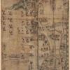 古代アステカの希少な地図