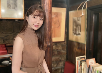 「WBS」角谷暁子フィールドキャスターのルーティンは?「悔しさから涙が出てしまったことも…」