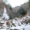 氷瀑、扁妙の滝 #3