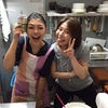 ◾︎餃子女子会!初めて大塚に降り立ったわけだが、私は餃子を焼くのがうまい。
