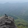 〜乾徳山登山〜変幻自在の登山道とみんなが登る人気の理由。