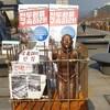 これは吃驚!ソウル光化門に「首に縄をかけ跪く全斗煥」像が置かれ「皆が叩くので頭が割れた」そうな…秦檜じゃん…