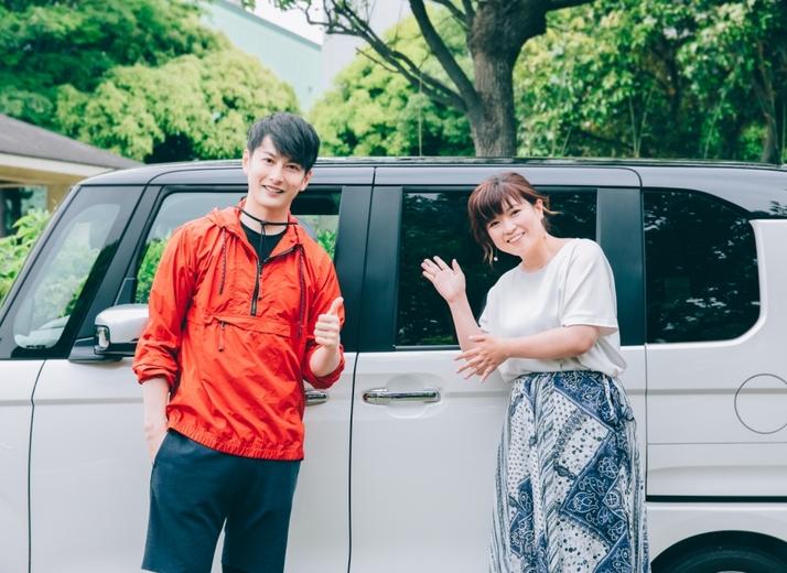 子育てママもにっこり。俳優・石黒英雄さんが、車内をキレイに保つ掃除術を伝授!