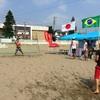 鳥取県大山町から友達が遊びに来たよ!〜フレスコボールジャパンオープン2015 1日目〜