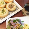 【朝ごはんのこと】週末朝ごはんは、手作りのお惣菜パンで。