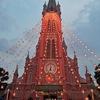 【一人旅ホイアン-ホーチミン編4日目③】ベトナム風お好み焼きが人気のお店『バインセオ46A』とピンクの教会