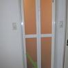 浴室ドア パネル割れ修理