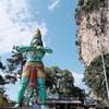 4日目バドゥ洞窟。。。感激。マレーシア