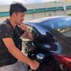 【ハワイのガソリンスタンドでの給油方法】ファミリーでハワイ旅行㉖