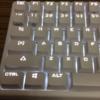 安価なメカニカルキーボード(茶軸)を購入しました!DREVO Gramr 84キー白色光【開封の儀】
