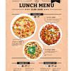 Adobe Illustrator のレッスン本でトレーニング。デザインポートフォリオ・29 レストランのメニュー
