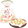 【行事】2歳児娘のお雛祭りパーティー