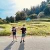 エコワークスのオーナー棚田で田植え体験をしてきた(於・福岡県糸島市二丈)