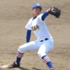 高卒No.1投手の評価を受ける右腕投手 青藍泰斗高校 石川 翔 選手  高卒右腕投手