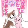 【漫画】【我が家ににゃんこさんがやってきた】 第四話 公開!