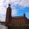 ストックホルムのホテルと市庁舎(2011年デンマーク&スウェーデン #5)
