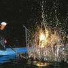 熟練の鮎漁師の技 江の川伝統「火振り漁 in みさとStyle」参加者募集!