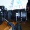 私と 古いカメラ