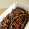 ひじきの煮物、栄養価と戻し方、種類と産地