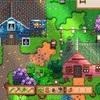 スローライフ農業ゲーム「Monster Harvest」モンスター育成やバトル要素、農場コーディネートを楽しもう。