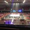 新日8.3エディオンアリーナ大阪大会を観に行ってきた