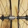 【自転車実験室】シクロクロス用リアホイールのスポークを「結線」してみた