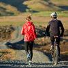 自転車に乗るのは歩くよりもましで、さまざまな病気を予防します