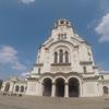 ブルガリア旅行(2018年6月) ソフィアの観光スポット 聖アレクサンドル・ネフスキー聖堂(1)