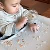【生後8か月】二回食開始と手づかみ食べ