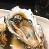 〔日記〕牡蠣、初鰹。