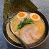 えび豚骨ラーメン 真面目の『豚骨玉子(醤油)』食べてみた🍜