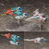 【ギャラクシアン / ギャラガ】figma『Galaxian Galaxip GFX-D001a / Galaga Fighter GFX-D002f』可動フィギュア【フリーイング】より2020年9月発売予定♪