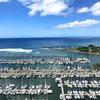 【ハワイ】海が目の前!プリンスワイキキホテル宿泊記。新婚旅行にもぴったり・・!