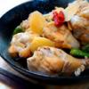 手羽元としし唐のにんにく醤油煮の作り方/レシピ