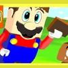 LEGO Mario パッケージイラストを勝手に提案しました。
