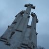 女子旅♡バルト三国 リトアニア!3つの十字架の丘から見るヴィルニュスの街