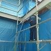 倉敷市上東の家 検査機関JIOによる「躯体検査」