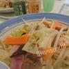 野菜たっぷりちゃんぽん*
