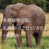 【育児】多摩動物公園に生後4か月で行ってみた!ー体験談ー