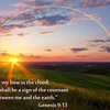 Old Testament - Genesis 6:9-22 & Genesis 9:12-16 - Noah's Ark ノアの箱舟と虹
