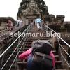 【カンボジア】シェムリアップ|アンコール・ワット遺跡群満喫中です!