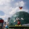 ディズニー90周年記念!バンコクでも。