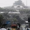 熊本各地でこの冬一番の冷え込み  南阿蘇村で氷点下9度8分