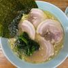 「はま家」の豚骨しょうゆラーメンとチャーシュー増と半ライス@上永谷/下永谷